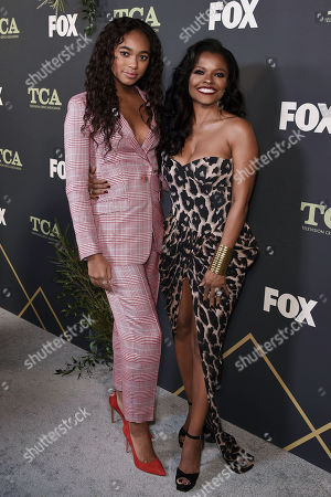 Chandler Kinney, Keesha Sharp