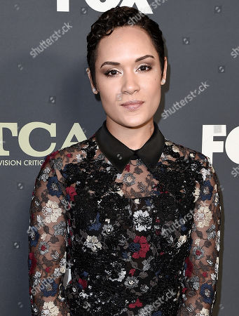 Editorial picture of Fox Winter All-Star Party, Arrivals, TCA Winter Press Tour, Los Angeles, USA - 06 Feb 2019
