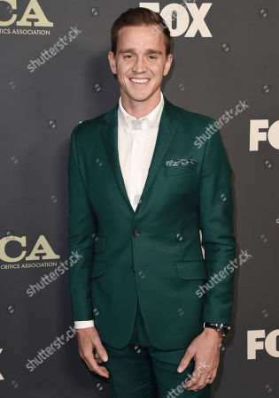 Editorial image of Fox Winter All-Star Party, Arrivals, TCA Winter Press Tour, Los Angeles, USA - 06 Feb 2019
