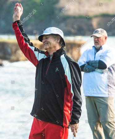 Editorial picture of 3M Celebrity Challenge golf tournament, Pebble Beach, USA - 06 Feb 2019