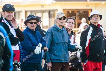 Nick Faldo, Andy Garcia, Clint Eastwood, Bill Murray