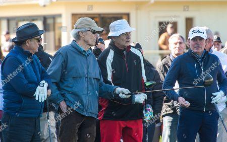 Andy Garcia, Clint Eastwood, Bill Murray, Clint Walker