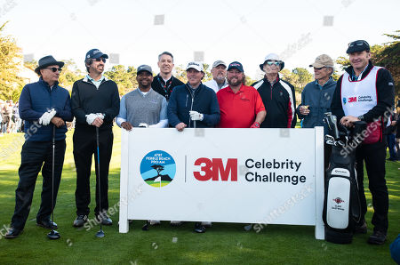 Andy Garcia, Ray Romano, Alfonso Ribeiro, Clay Walker, Larry the Cable Guy, Colt Ford, Bill Murray, Clint Eastwood, Nick Faldo