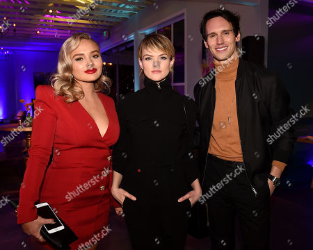 Natalie Alyn Lind, Erin Richard, Cory Michael Smith