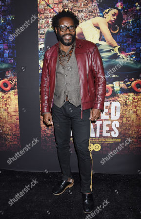 Stock Photo of Chad L. Coleman