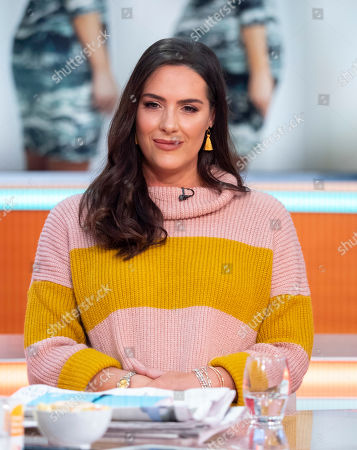 Editorial picture of 'Good Morning Britain' TV show, London, UK - 07 Feb 2019