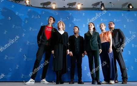 Editorial image of Film Festival 2019, Berlin, Germany - 07 Feb 2019