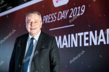 Editorial image of Veolia Press Day 2019, Paris, France - 07 Feb 2019