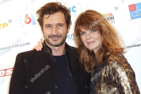 Alexandre Varga and Gwendoline Hamon