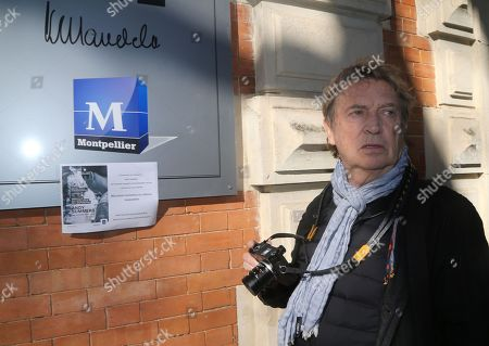 Stock Photo of Andy Summers