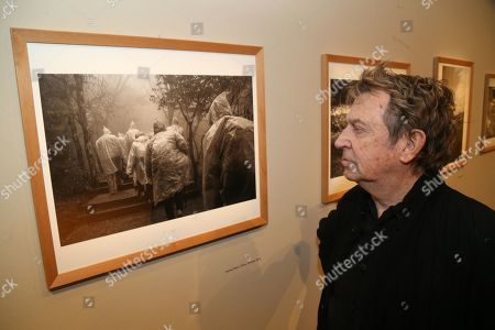 Editorial picture of Andy Summers, 'A certain strangeness' photographic exhibition, Montpellier, France - 06 Feb 2019