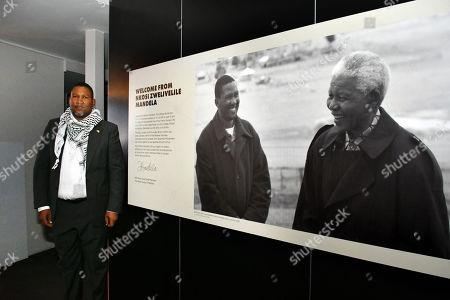 Nkosi Mandla Mandela