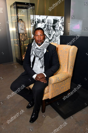 Editorial image of 'Mandela: The Official Exhibition', London, UK - 07 Feb 2019