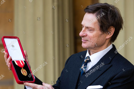 Editorial picture of Investitures at Buckingham Palace, London, UK - 07 Feb 2019