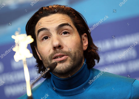 Tahar Rahim attends the press conference of 'The Kindness of Strangers' during the 69th annual Berlin Film Festival, in Berlin, Germany, 07 February 2019. The movie is presented in the Official Competition at the Berlinale that runs from 07 to 17 February.