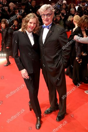 Win Wenders and Donata Wenders arrive for the opening ceremony of the 69th annual Berlin International Film Festival in Berlin, Germany, 07 February 2019. The Berlinale runs from 07 to 17 February.