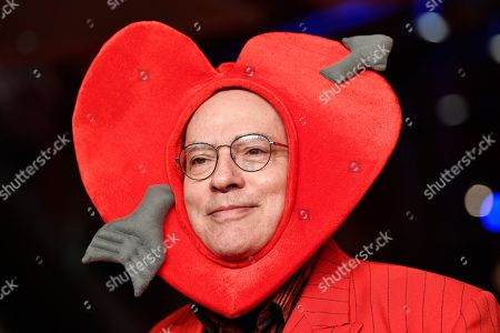 Rosa von Praunheim arrives for the opening ceremony of the 69th annual Berlin International Film Festival in Berlin, Germany, 07 February 2019. The Berlinale runs from 07 to 17 February.