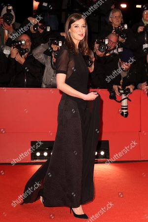 Alexandra Maria Lara arrives for the opening ceremony of the 69th annual Berlin International Film Festival in Berlin, Germany, 07 February 2019. The Berlinale runs from 07 to 17 February.