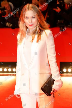 Nora von Waldstatten arrives for the opening ceremony of the 69th annual Berlin International Film Festival in Berlin, Germany, 07 February 2019. The Berlinale runs from 07 to 17 February.