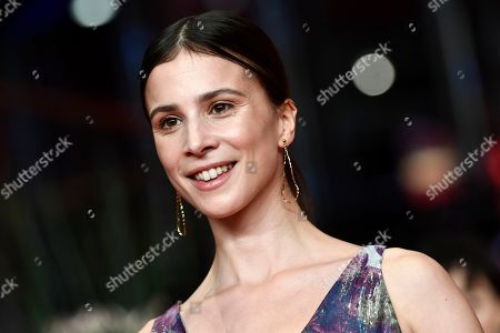 Aylin Tezel arrives for the opening ceremony of the 69th annual Berlin International Film Festival in Berlin, Germany, 07 February 2019. The Berlinale runs from 07 to 17 February.