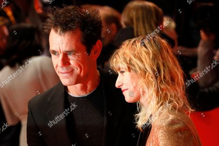 Tom Tykwer (L) and Marie Steinmann arrive for the opening ceremony of the 69th annual Berlin International Film Festival in Berlin, Germany, 07 February 2019. The Berlinale runs from 07 to 17 February.