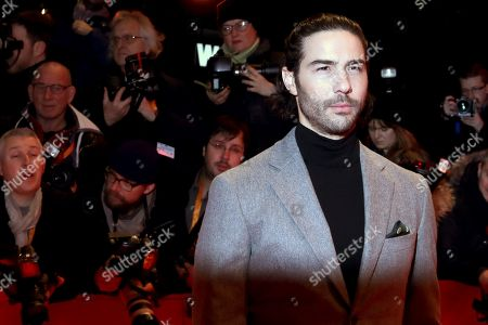 Tahar Rahim arrives for the opening ceremony of the 69th annual Berlin International Film Festival in Berlin, Germany, 07 February 2019. The Berlinale runs from 07 to 17 February.