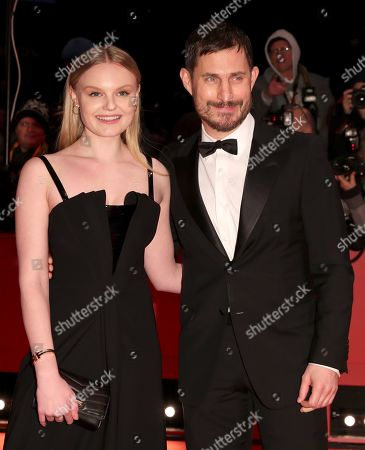 Stock Image of Clemens Schick and Maria Dragus arrive for the opening ceremony of the 69th annual Berlin International Film Festival in Berlin, Germany, 07 February 2019. The Berlinale runs from 07 to 17 February.