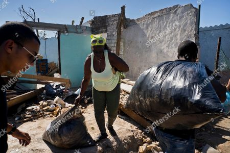 Editorial picture of Tornado Recovery, Havana, Cuba - 06 Feb 2019