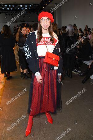 Stock Photo of Caroline Vazzana