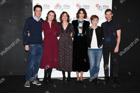 Editorial photo of 'Traitors' TV show photocall, London, UK - 07 Feb 2019