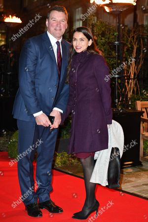 Editorial picture of Endeavour Fund Awards, London, UK - 07 Feb 2019
