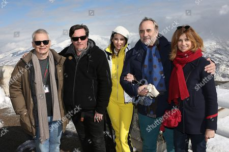 Alain Robillard, Francois Staal, Frederique Bel, Antoine Dulery, Florence Pernel