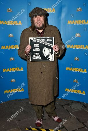 Stock Image of Jerry Dammers