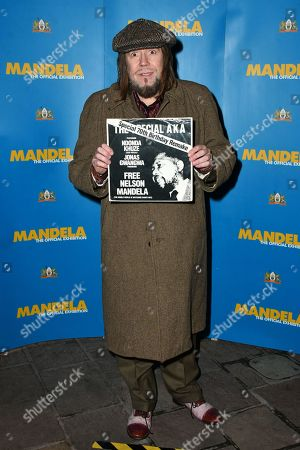 Stock Picture of Jerry Dammers