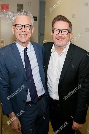 Michael Ritchie and Matthew Bourne