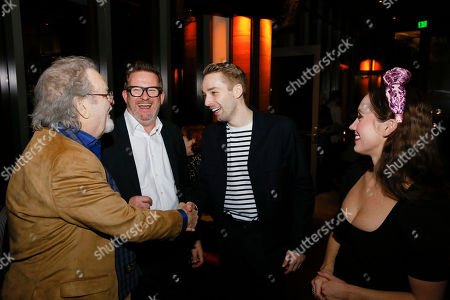 Editorial image of Matthew Bourne's 'Cinderella' opening at Center Theatre Group, Los Angeles, USA - 06 Feb 2019