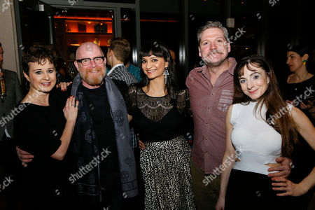Editorial photo of Matthew Bourne's 'Cinderella' opening at Center Theatre Group, Los Angeles, USA - 06 Feb 2019