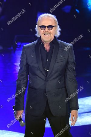 Editorial image of 69th Sanremo Music Festival, Day 3, Italy - 07 Feb 2019