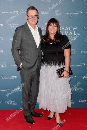 Jeff Pope and Tina Pope