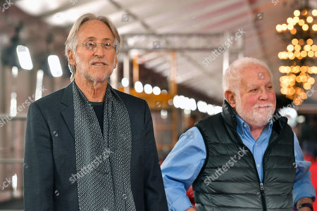 Stock Picture of Neil Portnow and Ken Ehrlich