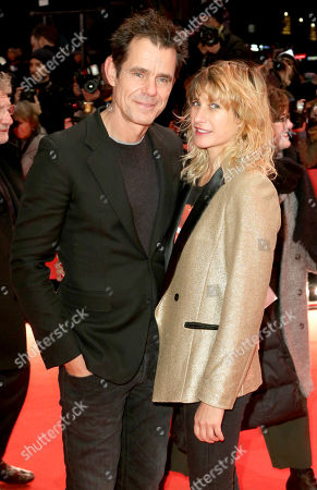 Tom Tykwer and Marie Steinmann