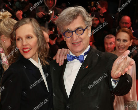 Donata and Wim Wenders