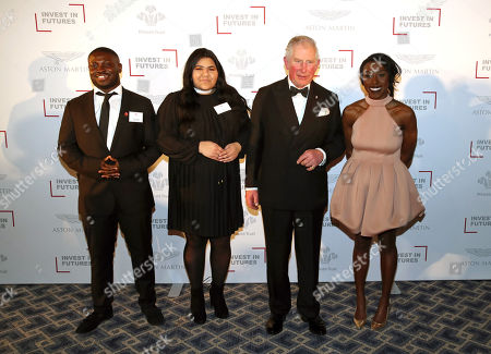 Prince's Trust 'Invest In Futures' reception, London