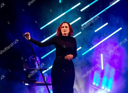 Editorial picture of Alison Moyet  in concert at the BIC Bournemouth, UK - 07 Feb 2019