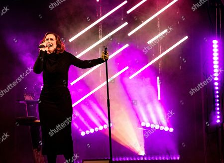 Editorial image of Alison Moyet  in concert at the BIC Bournemouth, UK - 07 Feb 2019