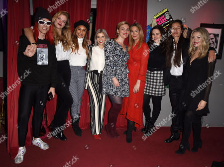 Editorial picture of 'A Small House At The Edge Of The World' play press night, London, UK - 07 Feb 2019