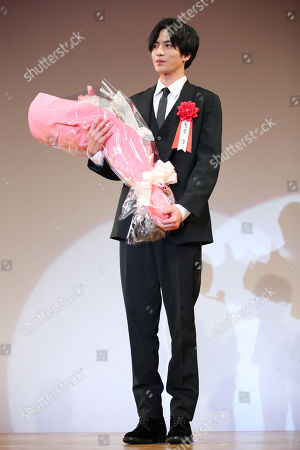 Editorial picture of 43rd Elan d'or Award ceremony, Tokyo, Japan - 07 Feb 2019