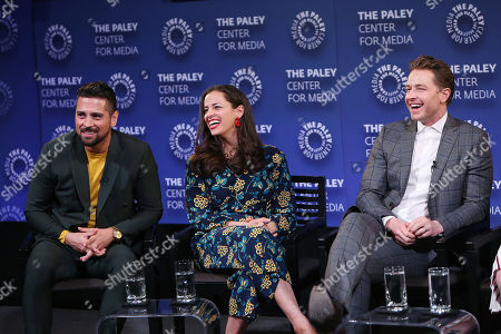 Editorial photo of PaleyLive NY: Manifest Goes to the Paley Center: A Celebration of Manifest, New York, USA - 07 Feb 2019