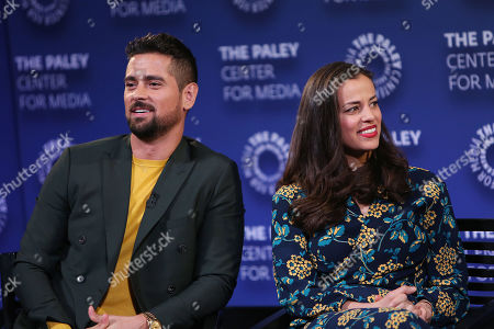 Editorial image of PaleyLive NY: Manifest Goes to the Paley Center: A Celebration of Manifest, New York, USA - 07 Feb 2019