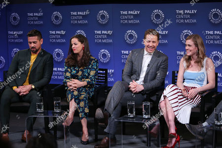 Editorial picture of PaleyLive NY: Manifest Goes to the Paley Center: A Celebration of Manifest, New York, USA - 07 Feb 2019